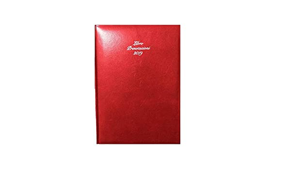 Libro Reserva 2020 Agenda diaria restaurante 21 x 29 cm ...