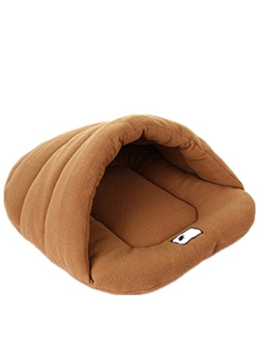 Affe-simple-style-animal-au-chaud-sacs-de-couchage-Kennel-Pet-House-Nest-Animaux-Maison-pour-chien