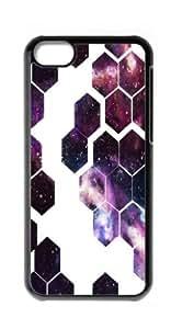HeartCase Hard Case for Apple iPhone 5C ( Hipstr Nebula )