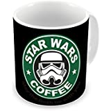 Caneca Star Wars Coffee Soldado Imperial