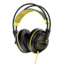 SteelSeries Siberia 200 Gaming Headset-Proton Yellow