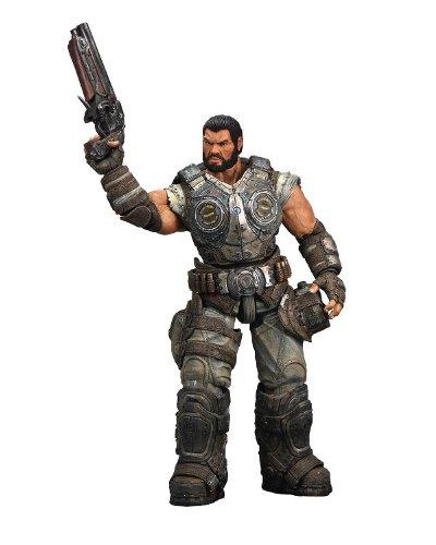 Gears Of War Costume Armor (Gears of War 3 Series 2 Dominic Santiago Action Figure)