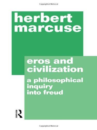 Eros and Civilization (Ark Paperbacks)