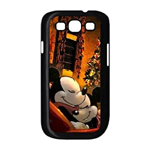 Disney Mickey Mouse Minnie Mouse Samsung Galaxy S3 9 Cell Phone Case Black persent xxy002_6003025