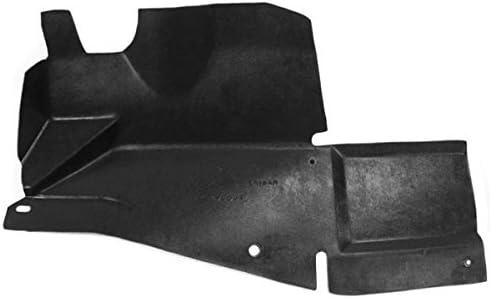 Partomotive For 00-11 Chevy Impala Engine Splash Shield Under Cover LH Left Driver Side 10349809