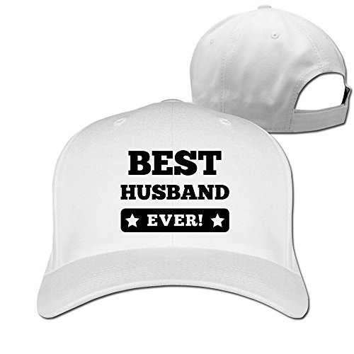 Best Husband Ever Funny Wedding Married Man Tee Gif Adjustable Fitted Hat Trucker Hats -