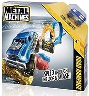 Pista Metal Machines Road Rampage Candide Azul