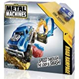 Pista Metal Machines Road Rampage Candide Azul