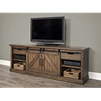 Martin Furniture IMAE380 86 Console, Brown