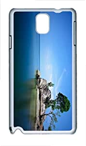 cases designer blue lagoon PC White case/cover for Samsung Galaxy Note 3 N9000