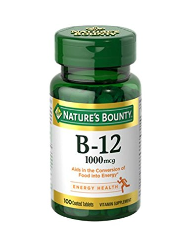 Natures Bounty Natural Vitamin 1000mcg product image