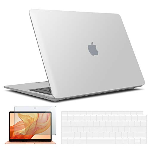 Funda y protector para MacBook Air 13 M1 A2337 A2179 A1932,