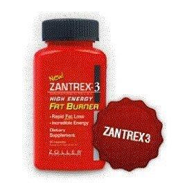 Zantrex 3 High Energy Fat Burner 36 Capsules