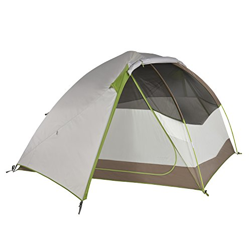 Kelty Acadia Tent (4 Person), Grey