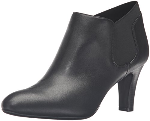 Bandolino Women's Wilbur Ankle Bootie, Black, 10 M ()