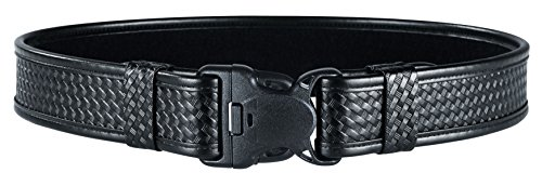 - Bianchi 7980 BSK Black Duty Belt (Medium, 34-40)