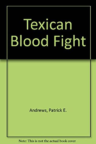 book cover of Texican Blood Fight