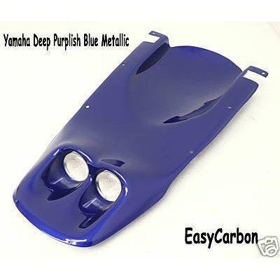 Amazon Yamaha R6 99 00 01 02 Undertail YZF YZFR6 F16 Blue Automotive