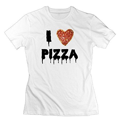 tshirts-pizza-women-100-cotton
