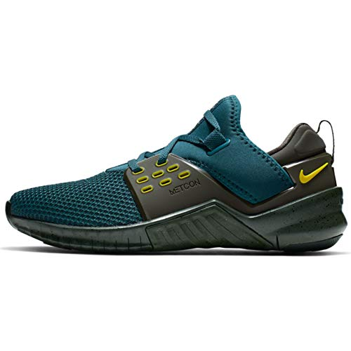 Nike Free X Metcon 2Men's Training Shoe Nightshade/Bright Citron-Sequoia 11.0