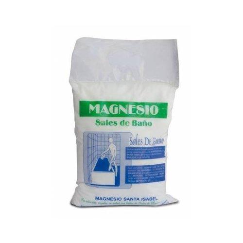 Sales Baño Magnesio 500 Gr de Santa Isabel: Amazon.es: Salud y cuidado personal