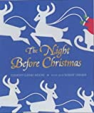 Book cover image for The Night Before Christmas Pop-up - UK Edition