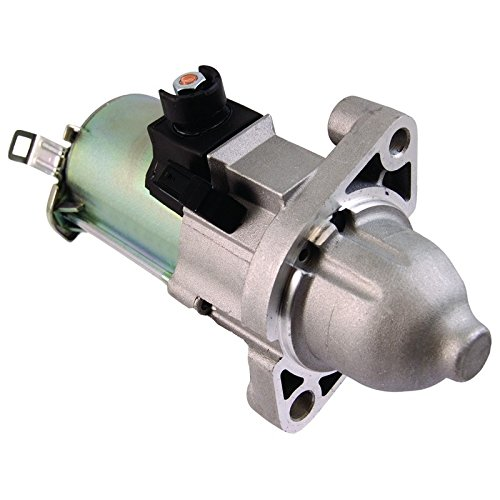 2007 Starter Motor - New Starter Fits 2.4L ACCORD ELEMENT 2006-2008 & 2.0L CIVIC 2006-2011 & ACURA 31200-R40-A01