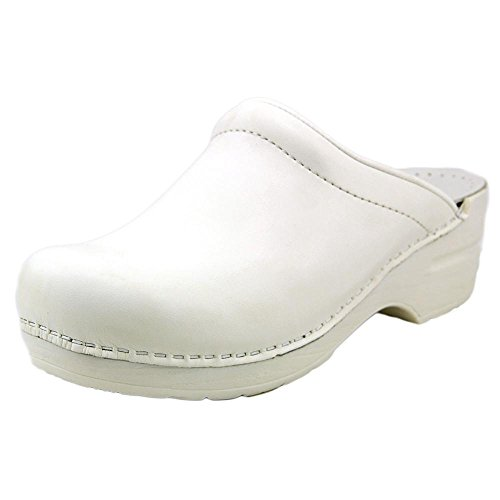 Dansko Women's Sonja White Box 36 (Sonja White Box)