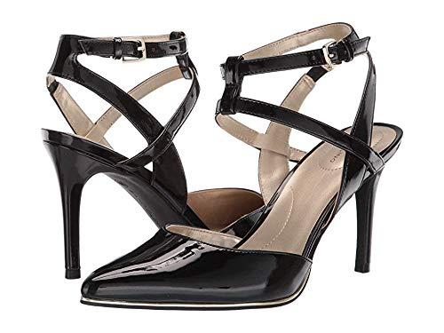 Bandolino Womens Dradella Black Synthetic 8.5 M