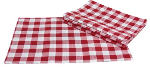 Xia Home Fashions Gingham Placemats