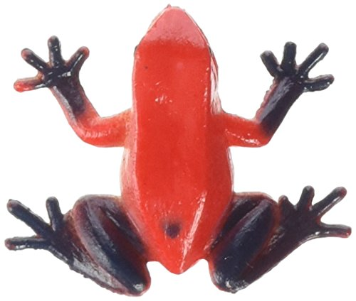 Poison Dart Frogs Inch Plastic