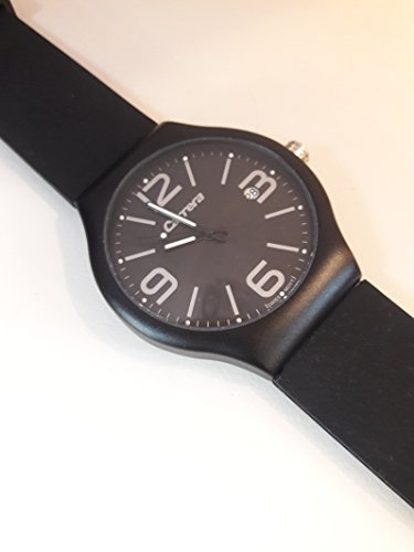 Carrera Wrist Watch (Carrera watches Allumino Black watch)