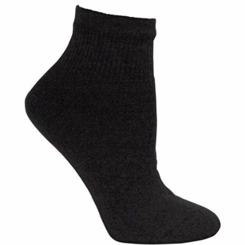 Fruit of the Loom Women's Value Pack Ankle Socks - 6 Pairs