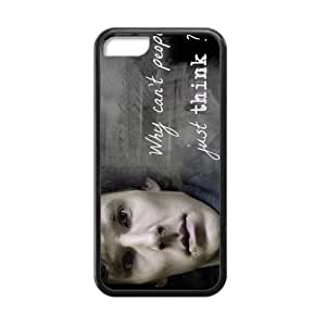 Sherlock Holmes Quotes Cell Phone Case for ipod touch 5 ipod touch 5