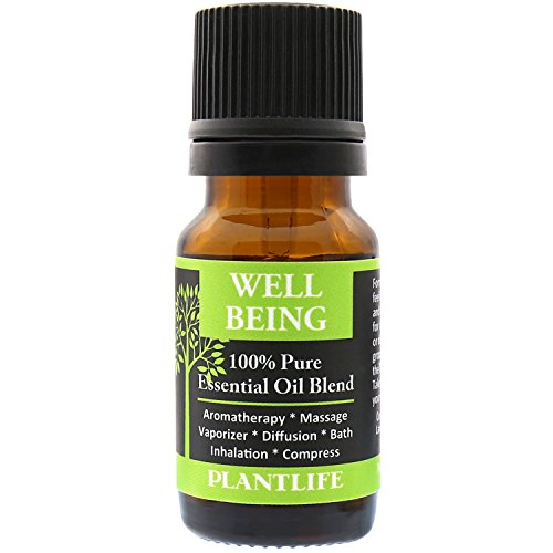 Plantlife 100% Pure Well Being Essential Oil Blend- 10ml
