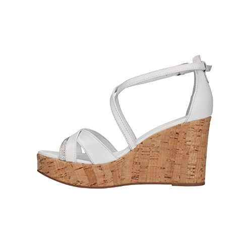 pour Blanc Bianco Femme Nero Giardini Sandales P805690D qTBPHFt