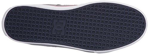 DC Herren Lynx Schnür Mode Sneaker Grau / Dunkel Navy