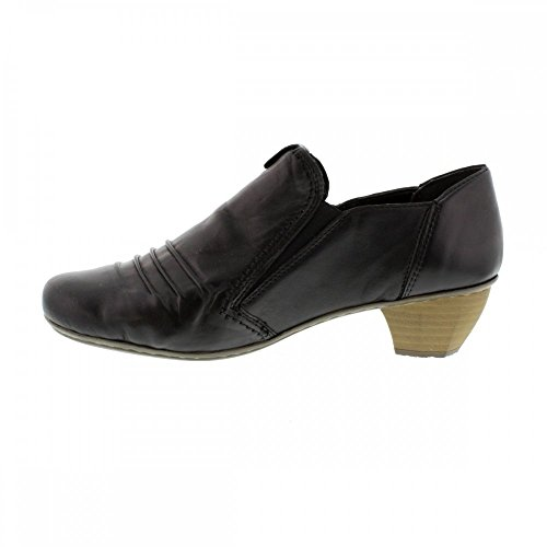 Rieker Woman Cristalli Shoe Black