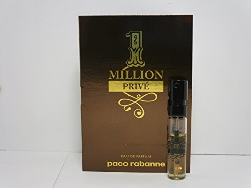 Paco Rabanne 1 Million Prive Eau de Parfum Spray for Men, 0.05 Ounce - 0.05 Ounce Parfum