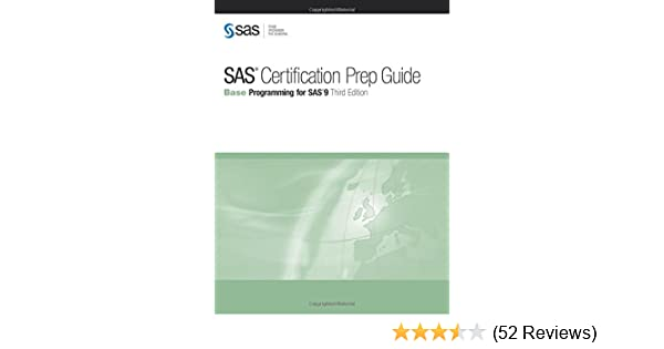 Amazon.com: SAS Certification Prep Guide: Base Programming for SAS 9 ...