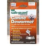 ThePetStop Safe-Guard Canine Dewormer 3 Dose x 1 Gram