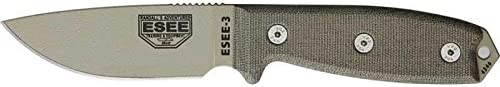 Molded Sheath Knife