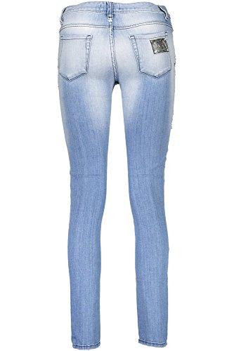 Jeans 470 Donna Cavalli Denim Just N31398 Azzurro S04la0118 tRcwC