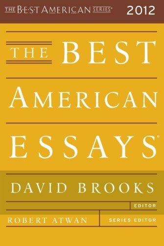the best american essays 2012 review