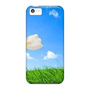 Hot GTZ32391nWxY Cases Covers Protector For Iphone 5c- Spring Nature
