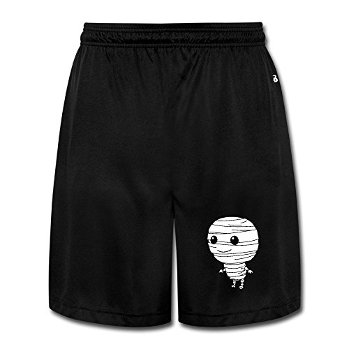 GGMMok Men's Mummy Shorts Sweatpants