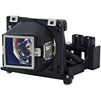 AuraBeam Dell 1100MP Projector Replacement Lamp with Housing