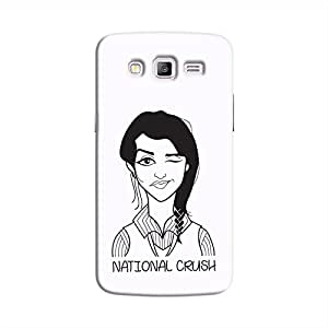 Cover It Up - National Crush Galaxy J2 Hard Case