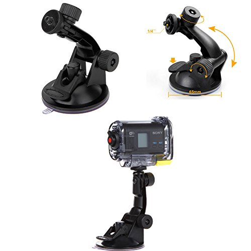 luxebell accessories bundle kit for sony action camera hdr. Black Bedroom Furniture Sets. Home Design Ideas