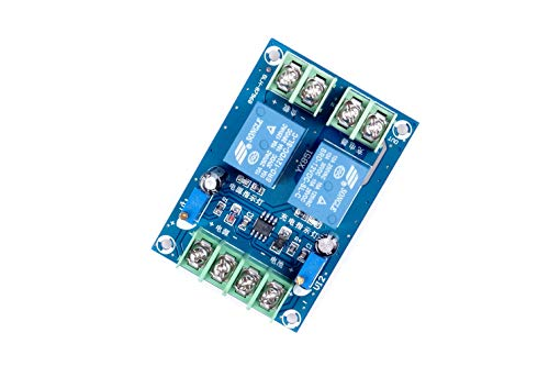 - DC 12V 2-Way Power Switcher 10A Dual Power Supply Automatic Switching Controller Module Automatic Charging Control Board